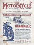 The Motor Cycle Magazine 20th Dec 1945